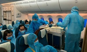 Taiwan considers shortened Covid-19 quarantine for Vietnamese arrivals
