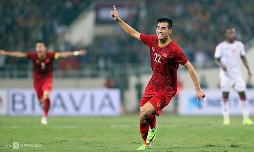 Vietnam footballers' values surge on transfer site