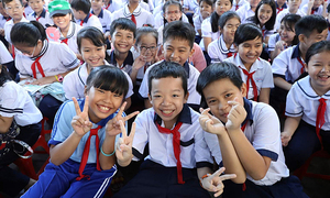 Vietnamese children demand to be heard