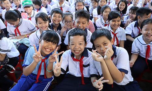 Vietnamese children demand to be heard