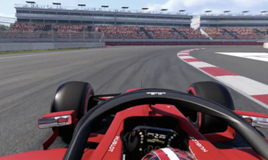 Hanoi circuit added to F1 simulation system