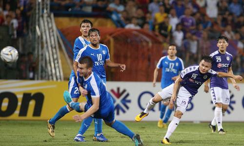 Vietnam star midfielder nets historic AFC Cup free kick