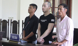 Two Vietnamese accomplices of Taiwanese drug traffickers jailed
