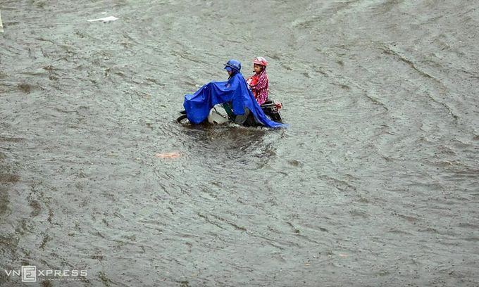 HCMC reduces flooding hotspots to 22