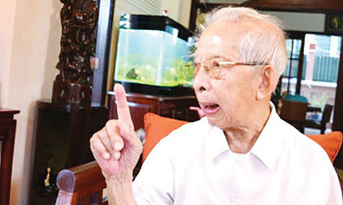 Veteran intelligence commander Tran Quoc Huong passes away