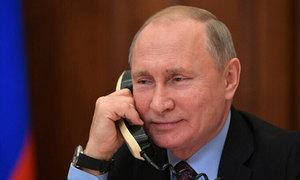 Putin hails Vietnam's success in handling Covid-19 crisis