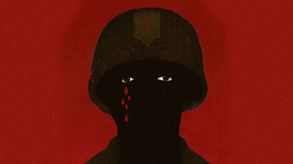 Da 5 Bloods poster. Photo courtesy of Netflix.