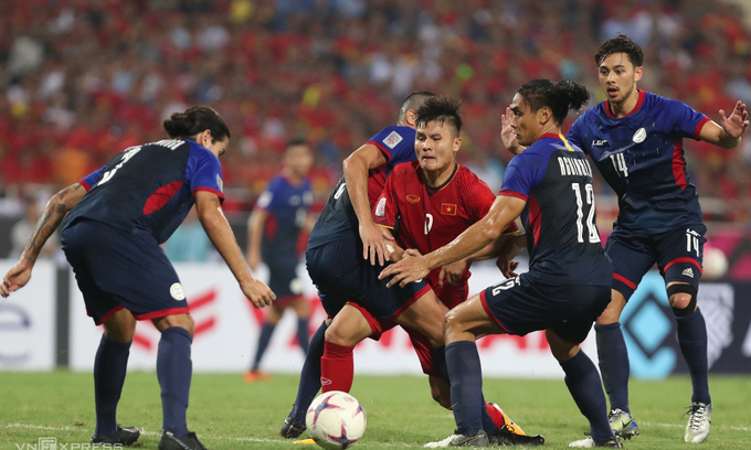 AFF Cup to allow 30 Vietnamese players