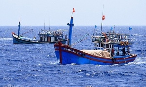 Vietnam Fisheries Society condemns China attack on boat, demands compensation