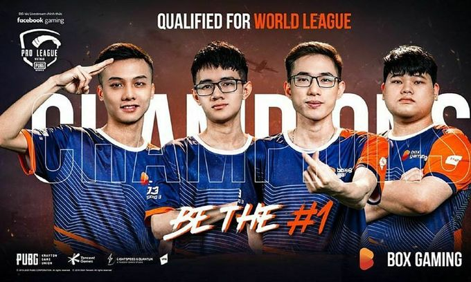 Vietnamese e-sport team qualifies for international shooter tournament