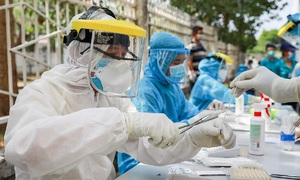 US economist says Vietnam lacks coronavirus statistics, prompts retraction demand