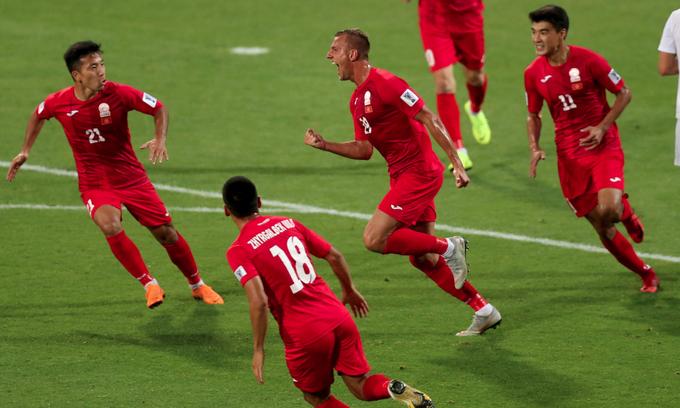 Vietnam set for Kyrgyzstan friendly in October
