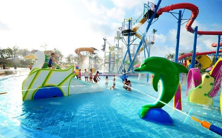Vinpearl Land Amusement Park in Phu Quoc, Vietnams largest island. Photo courtesy of Vingroup.