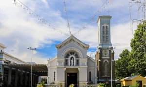 Lesser known Saigon church boasts imperial lineage