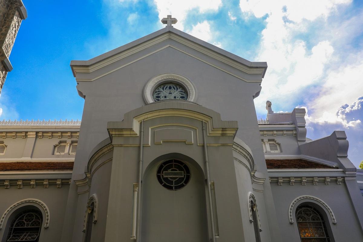 Lesser known Saigon church boasts imperial lineage