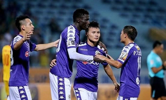 Hanoi FC tops in squad value
