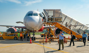 Tho Xuan Airport in central Vietnam to go international