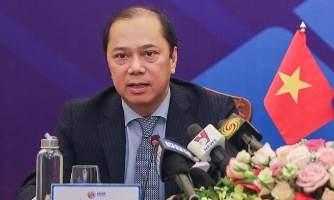 ASEAN Summit to discuss new East Sea developments