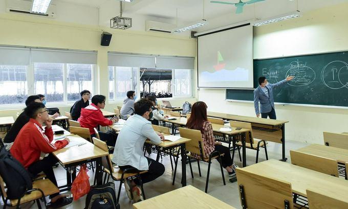 First Vietnamese university listed among world's 'golden age' best
