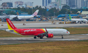 Vietjet expects profits plunge due to coronavirus