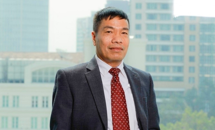 Cao Xuan Ninh holds the Eximbank Chairman title from May 2019 to June 2020. Photo courtesy of Eximbank.