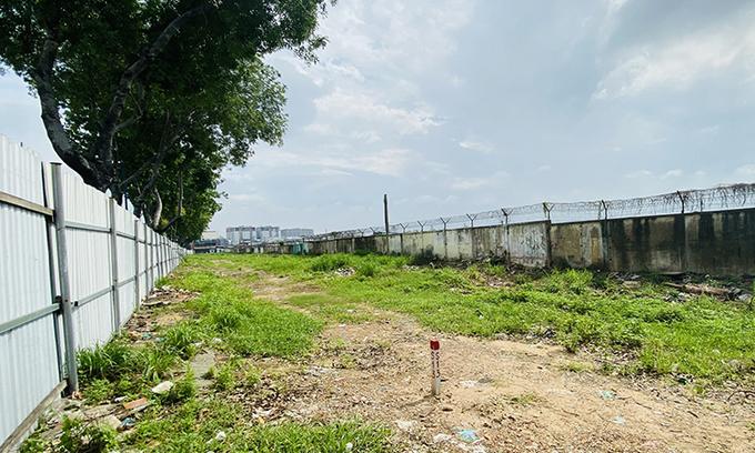 Saigon metro line 2 land acquisition falls behind schedule
