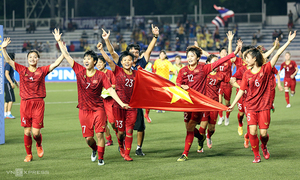 Vietnam eyes Women's World Cup debut in Australia, New Zealand