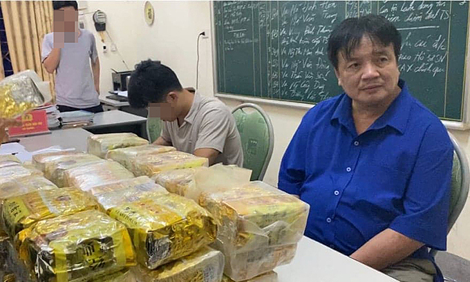 Man caught carrying 50 kg of meth in Lao border province