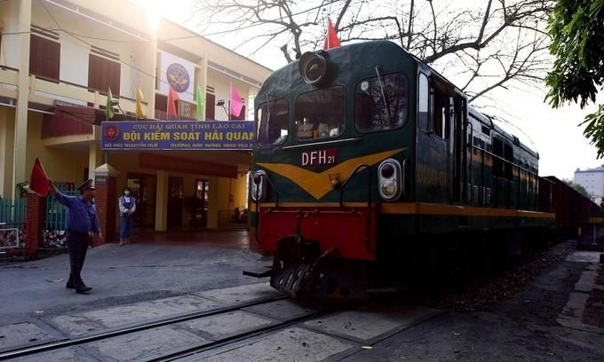 Vietnam rail operators eye launch of freight trains to Europe