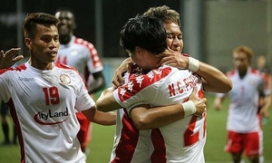 V. League 1 champion to directly qualify for AFC Champions League