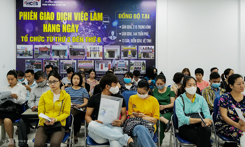 7.8 million Vietnamese workers' jobs affected by Covid-19