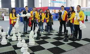 Vietnam to play in Online Chess Olympiad