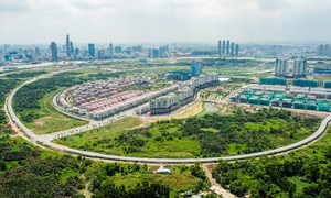 Saigon unveils plans for eco park by 2025