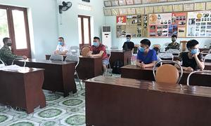 Three Chinese caught sneaking into Vietnam to gamble