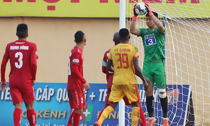 Lack of V. League 1 play time affects Vietnam's SEA Games campaign