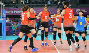 Vietnam volleyball teams descend in world ranking