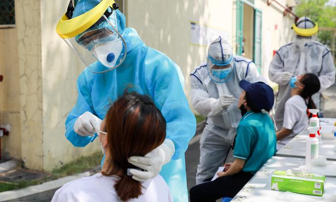 Pandemic battle costs Vietnam $176 mln