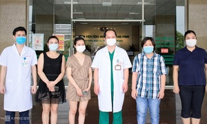 Four more overseas returnees free of Covid-19 in Vietnam