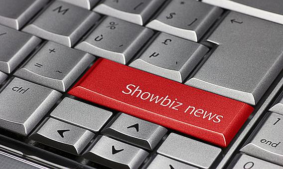 News and rumors abour celebrities always attract readers. Photo by Shuttlestock/jurgenfr.