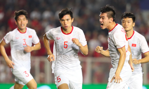 Vietnam U22 team to play international tournament in France