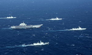 Pentagon 'concerned' about Chinese military drills near Paracels