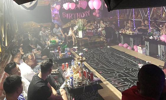 Karaoke parlor raids net 87 drug users in Saigon