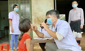 Nine more test positive for diphtheria in Central Highlands province