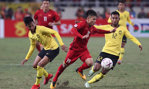 SEA lockdown gives Golden Dragons advantage in AFF Cup title fight