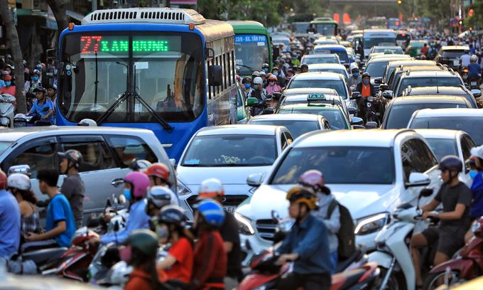HCMC plans $17 billion boost to public transport