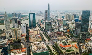 Covid-19 hits HCMC office space rents