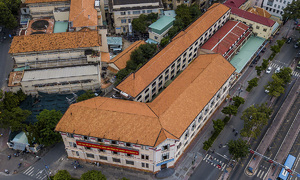 100-year-old Saigon railway building fate up in the air