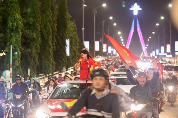 And in Da Nang. Photo by VnExpress/Nguyen Dong