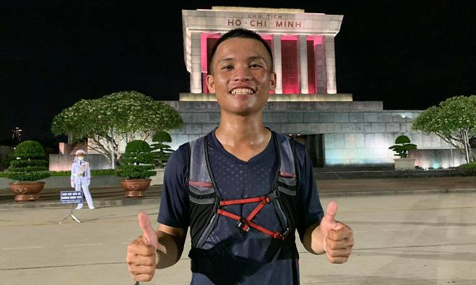 Trans-Vietnam journey foots mountainous classroom bill