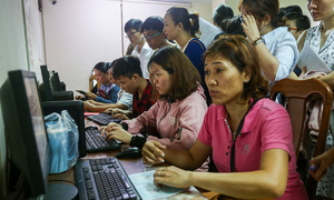 Vietnam climbs two spots in e-governance ranking